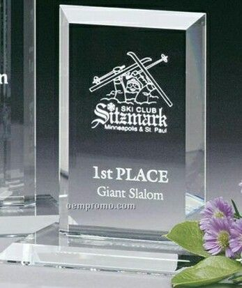 "Pristine Gallery Crystal Argyle Award (6"")"
