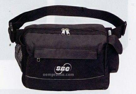 Functional Adjustable Shoulder Bag And Fanny Pack