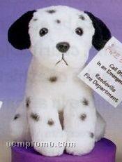 "Sparky Dalmatian Puppy (6"" High Sitting)"