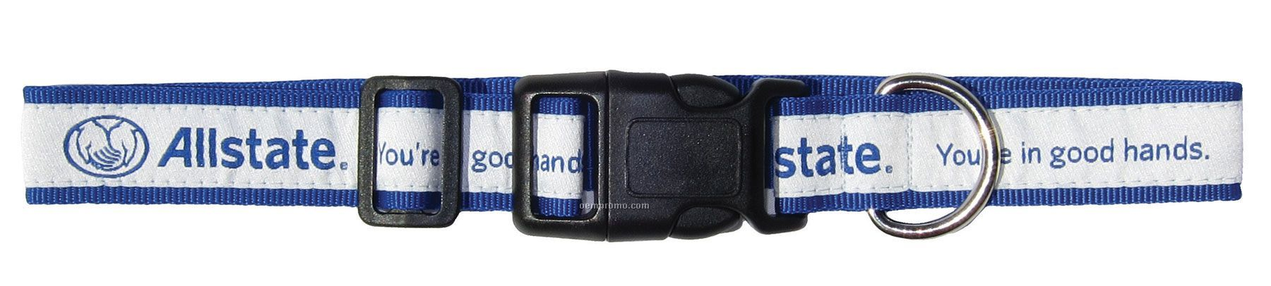 "Woven Elite Plus Pet Collar - Medium (1"" Wide)"