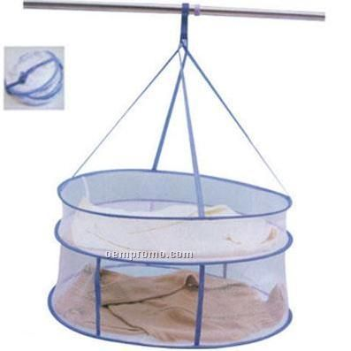 Double-layer Clothing Basket
