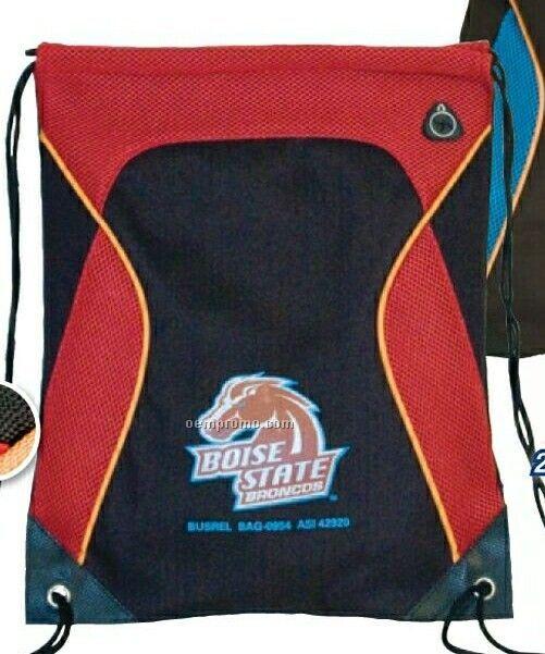Melody Drawstring Backpack/Tote Bag