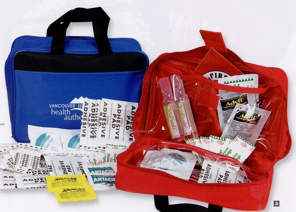 Pillowline Basic First Aid Kit