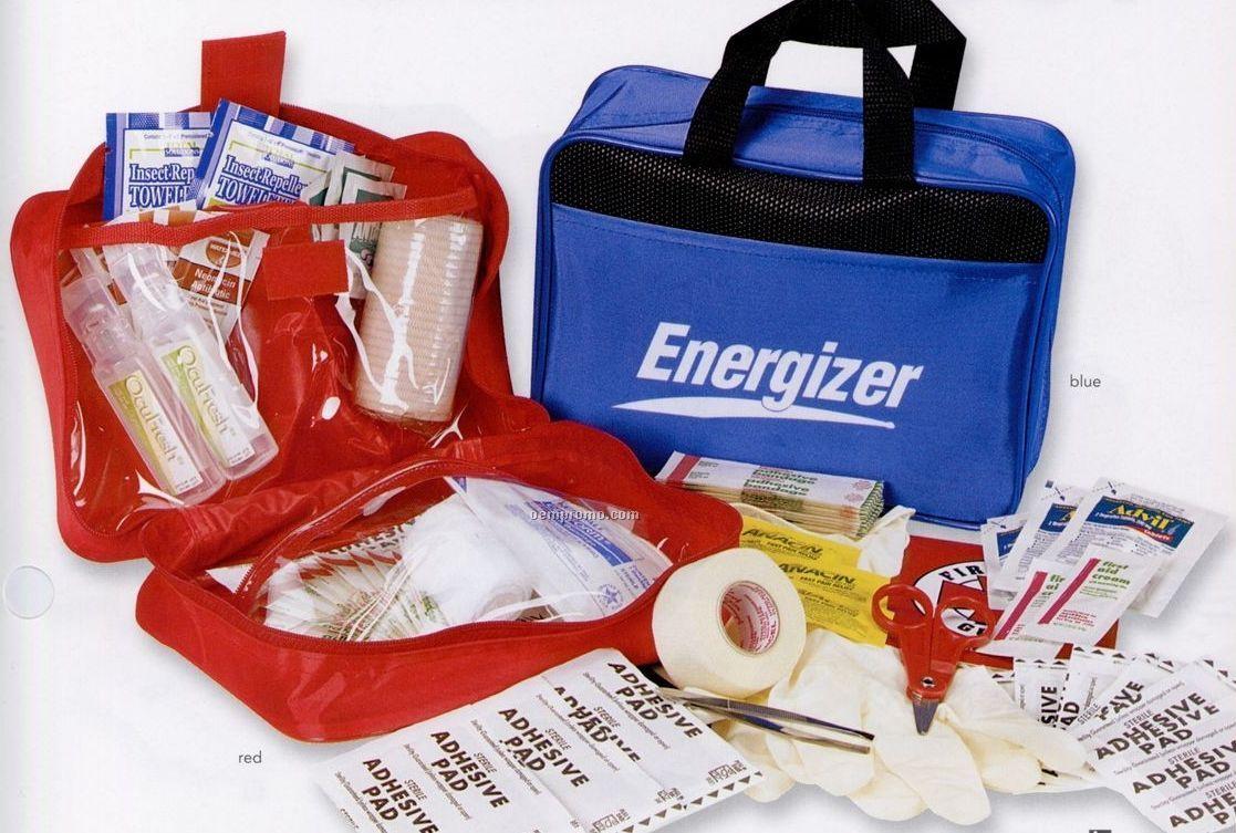 Pillowline Fundamental First Aid Kit