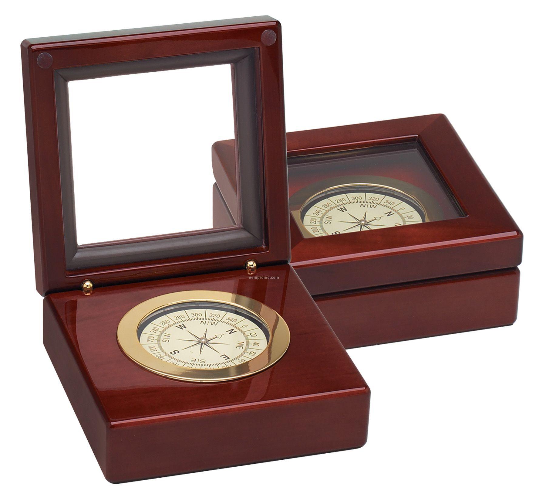 Explorer Compass Chest