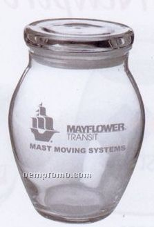 Maxi Balmoral Jar With Flat Lid