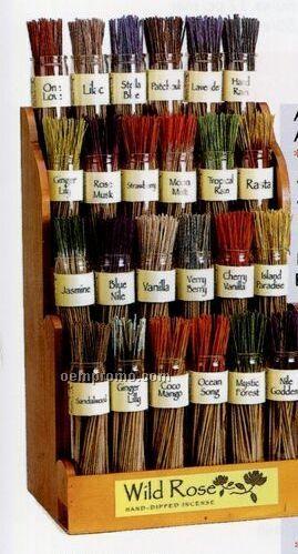 Wild Rose Incense Sticks Sandalwood
