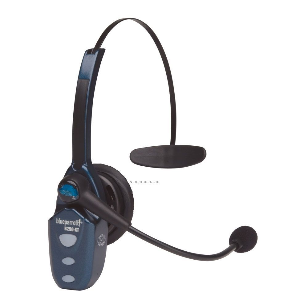 Blueparrott Professional Grade Wireless Bluetooth Headset / Noise Canceling