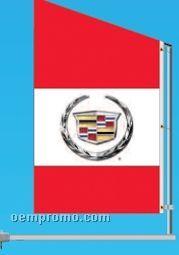 Standard Double Face Spacewalker Flag (Suv)