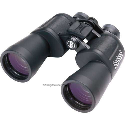 10x50 Bushnell Powerview Wa Porro Prism Binoculars
