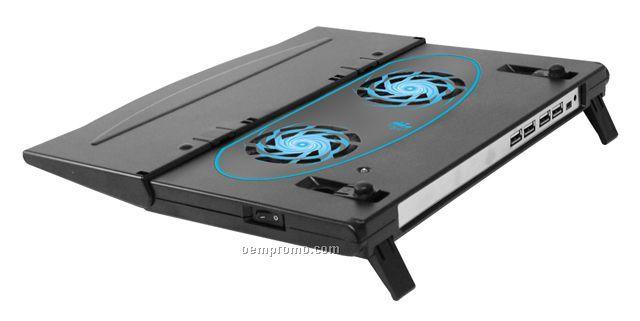 Sakar Laptop Cooling Station