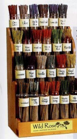 Wild Rose Incense Sticks Stella Blue