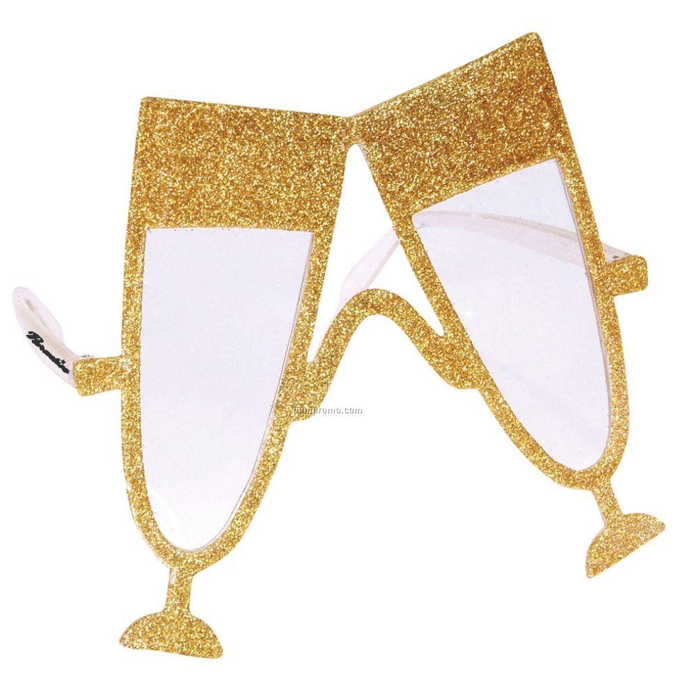 Champagne Sunglasses