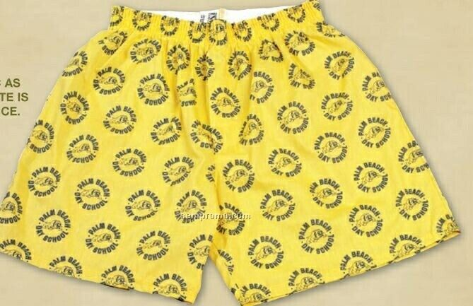 All Over Print Boxer Shorts (Children 2-10/ Youth S-xl/ Adult Xs-2xl)