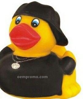 Rubber Hip Hop Duck