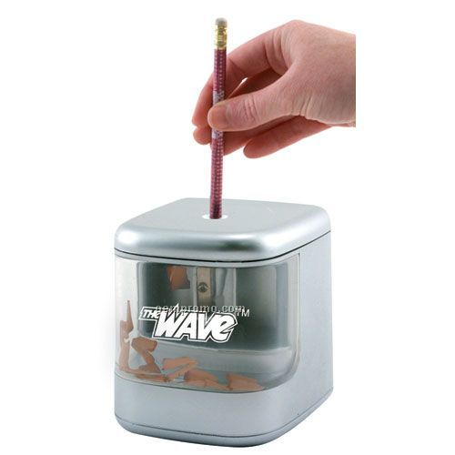 USB Pencil Sharpener With Flashing Leds