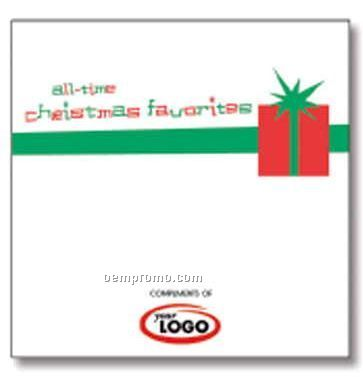 All-time Christmas Holiday Favorites Compact Disc / 10 Songs