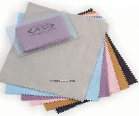 Eye Glass Cleaning Cloth (Sueded Microfiber)