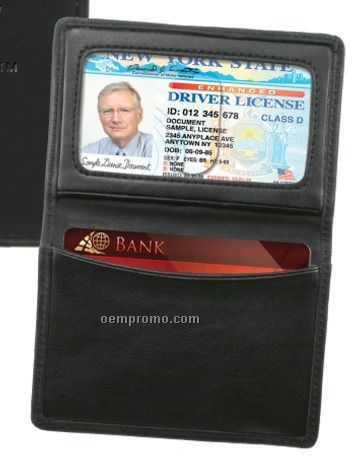Leather Royal Business Card Case