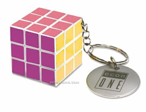 Mind Cube Keychain