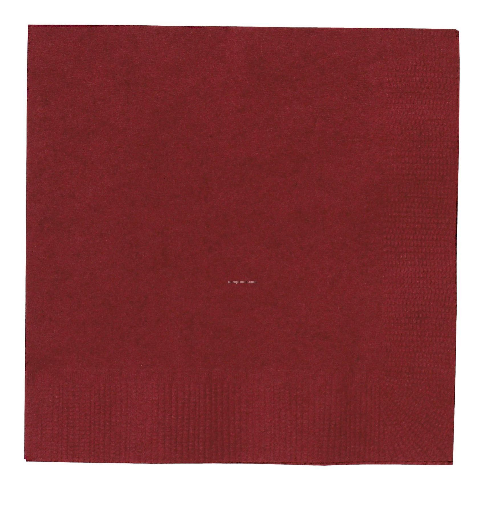 Colorware Burgundy Royale Red Luncheon Napkins