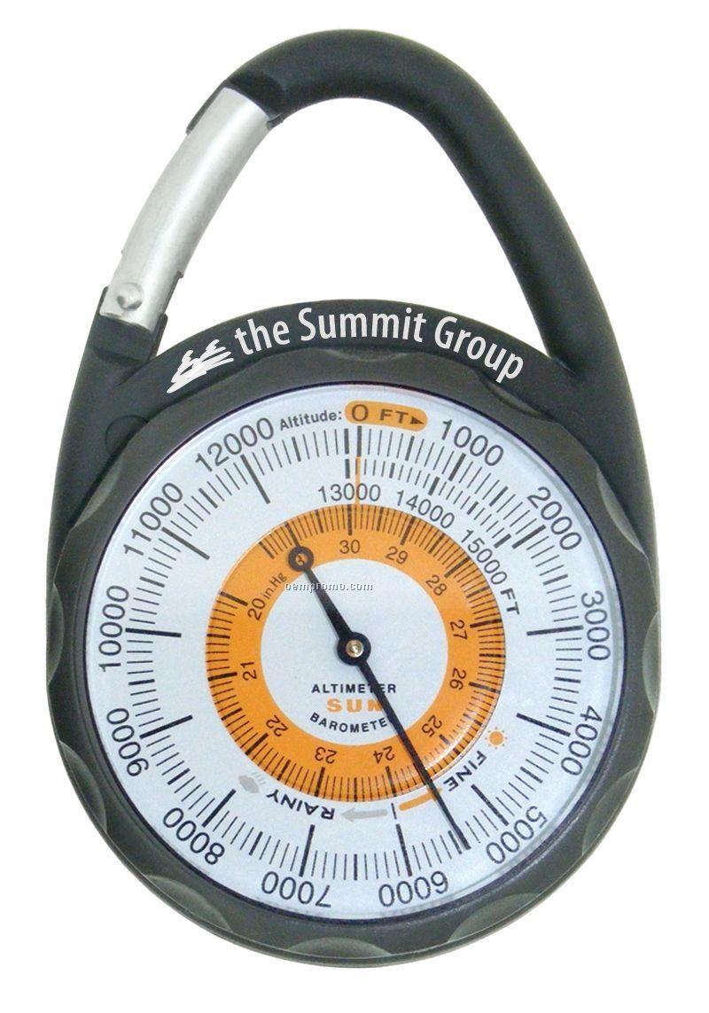 Alti Carabiner Altimeter / Barometer - Feet