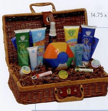 Baja Gift Basket W/ Pro Formula Products