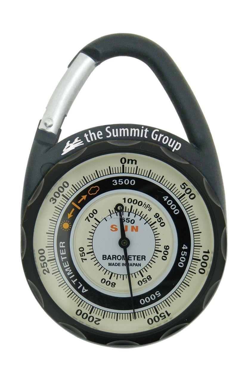 Alti Carabiner Altimeter / Barometer - Metric