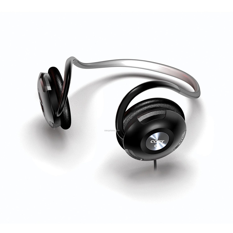 Coby Digital Stereo Neckband Headphones