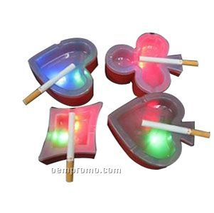 LED Colorful Ashtray