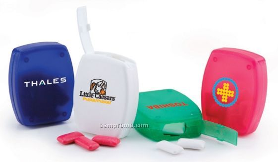 Quick Flip Dispenser W/ Sugar Free Gum