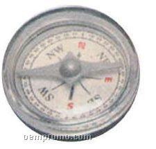 "1-1/4"" Round Compass"