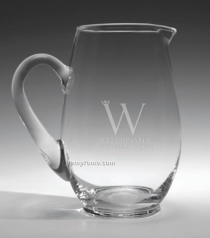 58 Oz. Serendipity Collection Pitcher