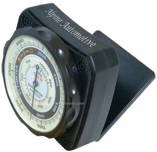 Altilinq Dashboard Altimeter / Barometer - Metric