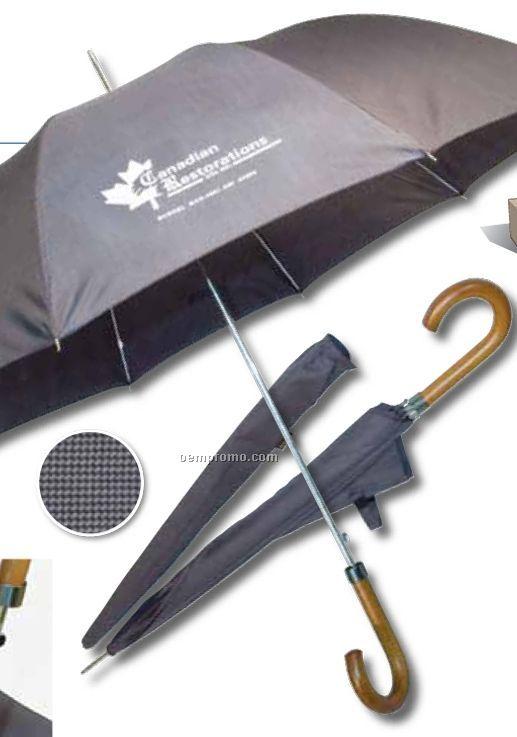 "Automatic Deluxe Umbrella (54"") (Blank)"