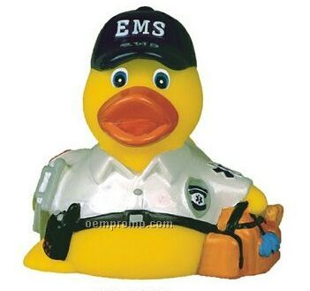 Rubber Ems Duck
