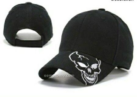Skull Visor Theme Cap