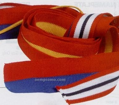 """1-1/2"""" Trim By The Yard Polyester Belt (2 Tone)"""