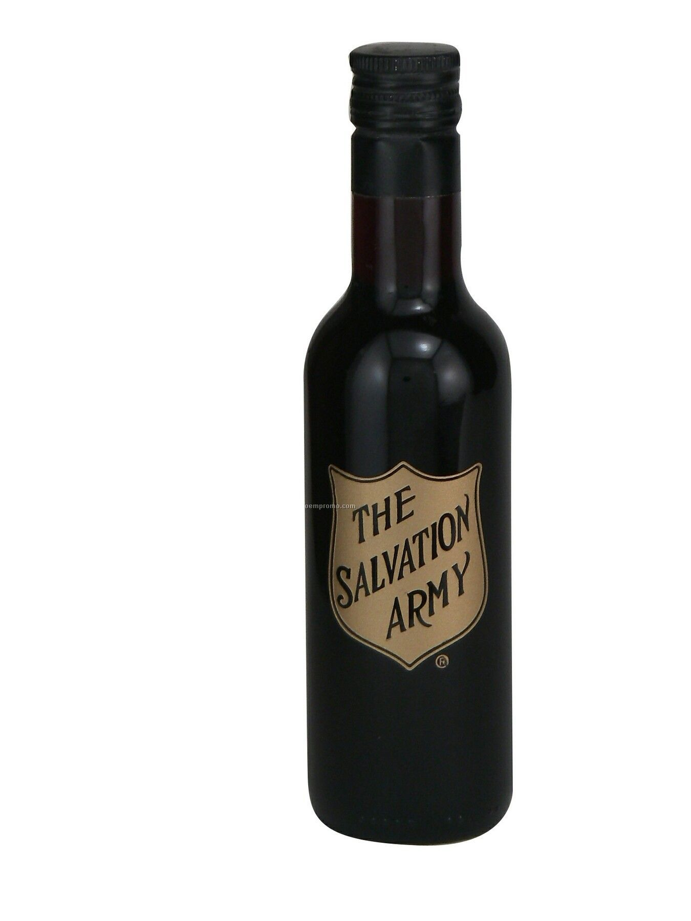 187ml Split Cabernet Sauvignon Wine Etched With 1 Color Fill