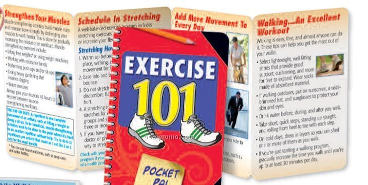 Exercise 101 Pocket Pal