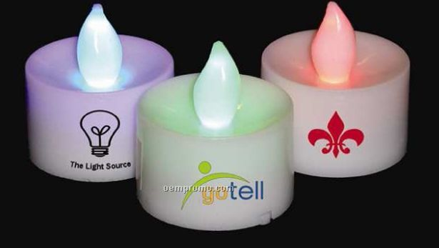 LED Flickering Light Candles