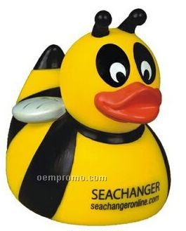 Rubber Bumble Bee Duck