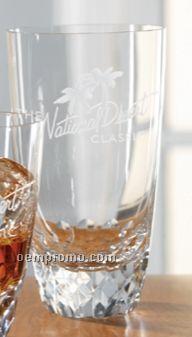 15 Oz. Princeton Hiball Glass (Set Of 4 - Light Etch)