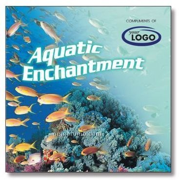 Aquatic Enchantment Compact Disc In Jewel Case/ 10 Songs