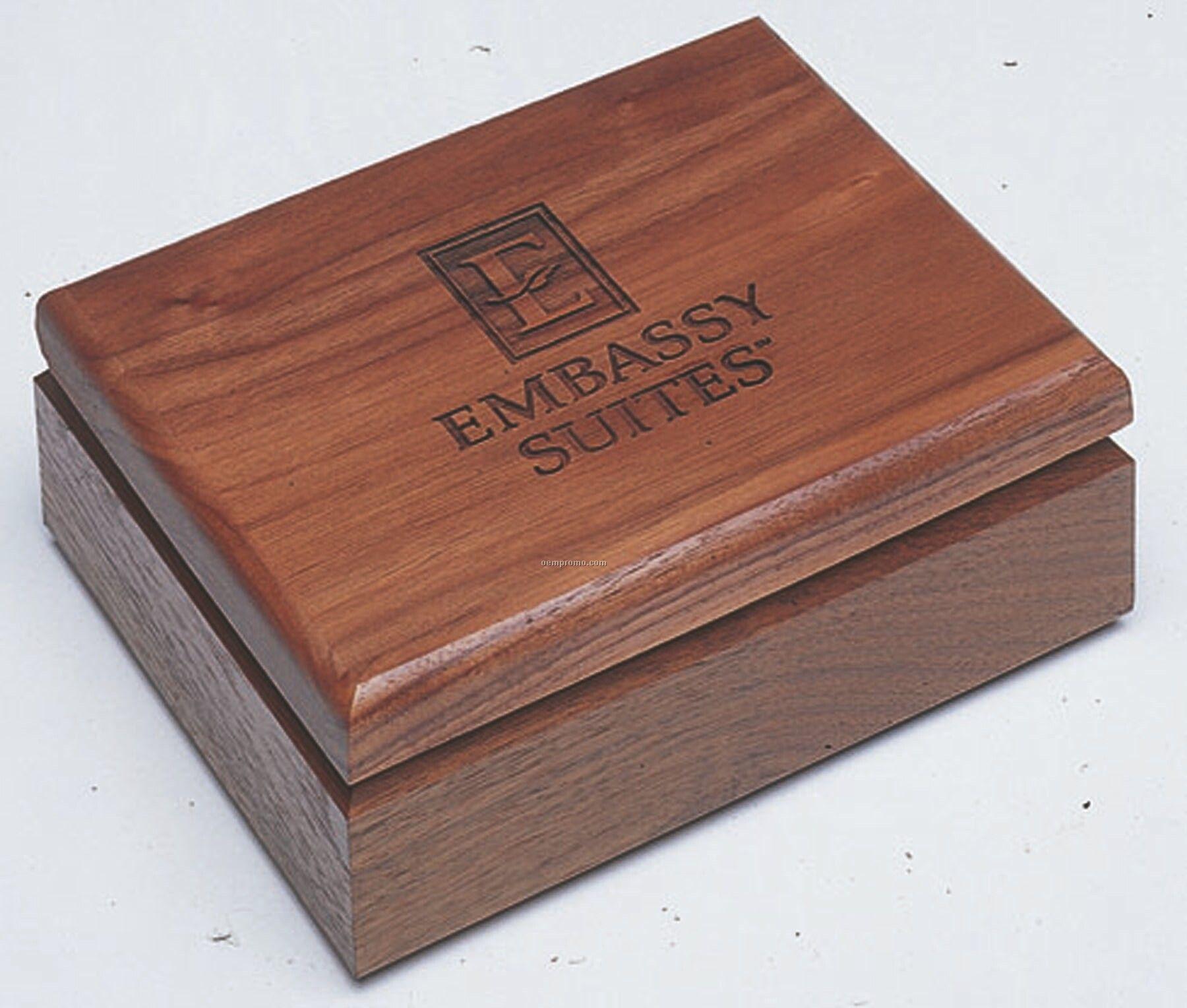Small Jewelry Box (7 1/2
