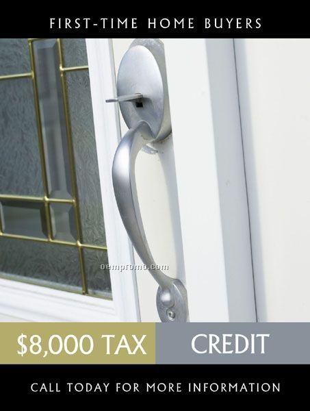 Standard Tax Credit Postcards (4-1/4