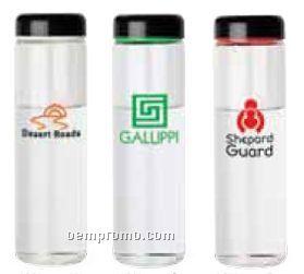 18 Oz. Glass Water Storage Bottle