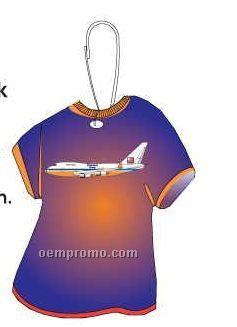 Jet T-shirt Zipper Pull