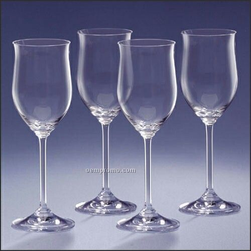 Marquis by waterford 100634 vintage white wine glass set of 4 china wholesale marquis by - Waterford colored wine glasses ...