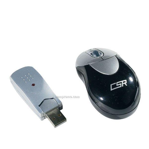Scarab Mini Wireless Travel Mouse
